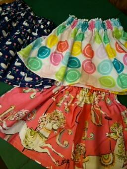 スカート   2歳