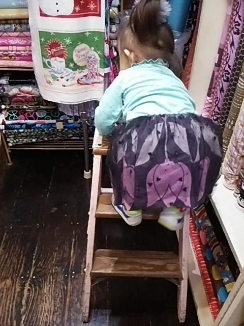 チューリップスカート