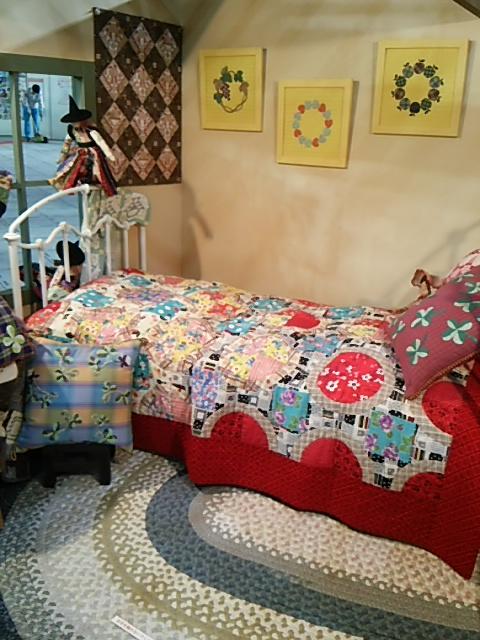 ドロシーのお部屋、再現