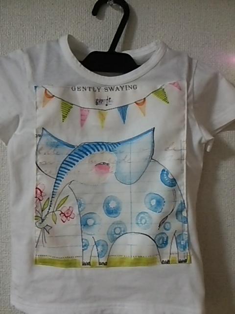 パネルTシャツ