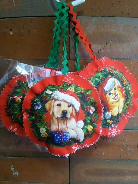 クリスマスパネル